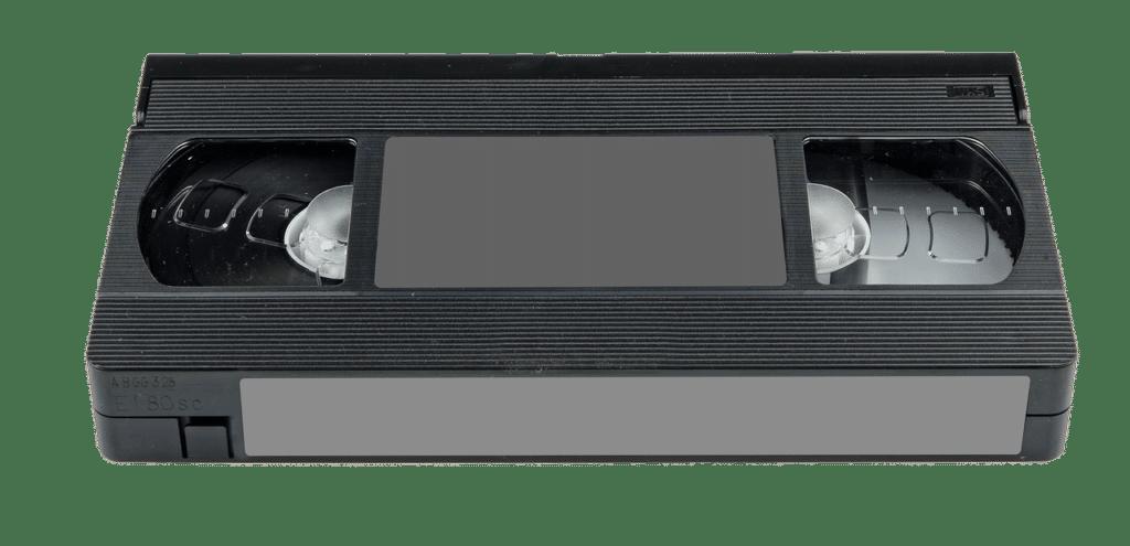 cassette vhs E180